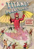Titanes Planetarios (Mexican 1953-1980 Editorial Novaro) 134