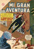 Mi Gran Aventura (Mexican 1960-1975 Editorial Novaro) My Greatest Adventure 47