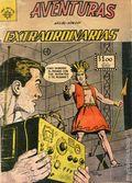 Aventuras Extraordinarias (Mexican C.1950's Editora Sol) 207