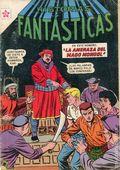 Historias Fantasticas (Mexican 1958-1975 Editorial Novaro) 88