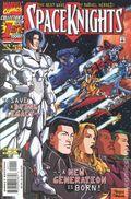 Spaceknights (2000) 1