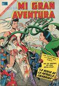 Mi Gran Aventura (Mexican 1960-1975 Editorial Novaro) My Greatest Adventure 86