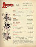 Ace (1957-1982 Four Star Publications) Vol. 4 #1