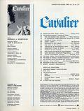 Cavalier (1952-1992 Fawcett-DuGent) Magazine Vol. 13 #117