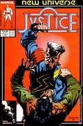 Justice (1986 Marvel) 7