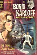 Boris Karloff Tales of Mystery (1963 Gold Key) 25