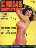 Crime Detective (1938-1953 1st Series) True Crime Magazine Vol. 1 #2