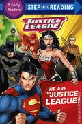 Justice League We are the Justice League! SC (2019 Random House) Step into Reading 1-REP
