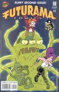 Futurama Comics (2000 Bongo) 2