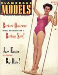 Glamorous Models (1943-1954 Models Publishing) Magazine Mar 1952