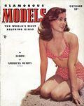 Glamorous Models (1943-1954 Models Publishing) Magazine Oct 1949