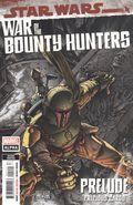Star Wars War of the Bounty Hunters Alpha (2021 Marvel) 1F
