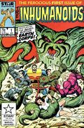 Inhumanoids (1987 Marvel/Star Comics) 1