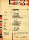 Bachelor Magazine (1956-1958 Magtab) Vol. 2 #1