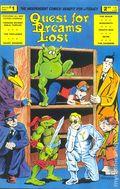 Quest for Dreams Lost (1987) Teenage Mutant Ninja Turtles 1