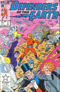 Defenders of the Earth (1987 Marvel/Star Comics) 2