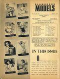 Glamorous Models (1943-1954 Models Publishing) Magazine Mar 1951