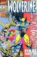 Wolverine (1988 1st Series) 85N