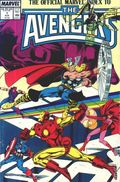 Official Marvel Index to the Avengers (1987) 7