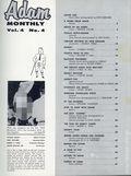 Adam (1956-1996 Knight Publishing) 2nd Series Vol. 4 #4