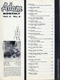 Adam (1956-1996 Knight Publishing) 2nd Series Vol. 4 #6