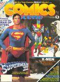 Comics Scene (1982 1st Series) 11