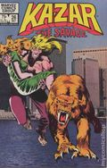 Ka-Zar the Savage (1981 Marvel) 26