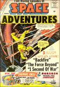 Space Adventures (1952 1st series) 38