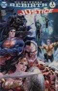 Justice League (2016) 1DF