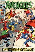 Avengers (1963 1st Series) UK Edition 70UK