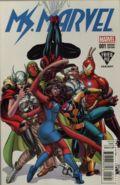 Ms. Marvel (2015 4th Series) 1FRIEDPIE
