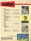 Satan (1957 Stanley Publications) Magazine Vol. 1 #4