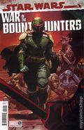 Star Wars War of the Bounty Hunters (2021 Marvel) 1F