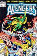 Official Marvel Index to the Avengers (1987) 3