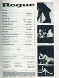 Rogue (1955-1966 Greenleaf/Douglas) For Men/Designed for Men 1st Series Vol. 6 #12