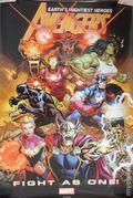 Avengers Poster (2018 Marvel) By Ed McGuinness ITEM#2