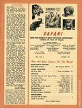 Safari Magazine (1955) Vol. 2 #3