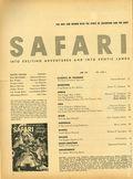 Safari Magazine (1955) Vol. 4 #5