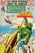 Adventure Comics (1938 1st Series) Mark Jewelers 422MJ