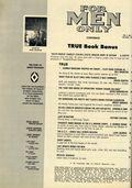 For Men Only Magazine (1954-1977) Vol. 9 #12