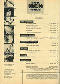 For Men Only Magazine (1954-1977) Vol. 3 #2