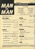 Man to Man Magazine (1949 Picture Magazines) Vol. 4 #4