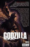 Godzilla Unnatural Disasters TPB (2021 IDW) 1-1ST