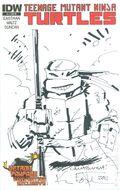 Teenage Mutant Ninja Turtles (2011 IDW) 1RE.DETROIT.SKETCH