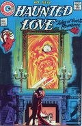 Haunted Love (1973 Charlton) 5