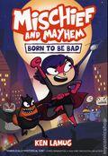 Mischief and Mayhem GN (2021 Katherine Tegen Books) 1-1ST