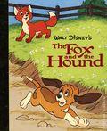 Walt Disney's The Fox and Hound HC (2021 Golden Books) A Little Golden Board Book 1-1ST