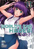 World's End Harem GN (2018- A Ghost Ship Digest) 11-1ST