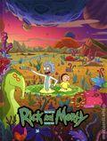Art of Rick and Morty HC (2017-2021 Dark Horse) 2-1ST