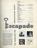 Escapade (1955-1983 Dee Publishing) Vol. 1 #1